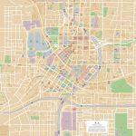 Atlanta Maps   Georgia, U.s.   Maps Of Atlanta - Printable Map Of Atlanta