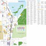 Atlanta Midtown Walking Map - Printable Map Of Atlanta
