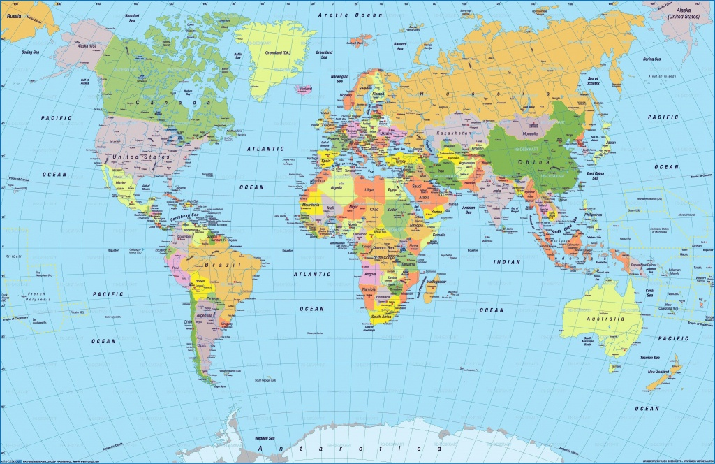Atlas - Free Large Images | My Stuff ;~) | Detailed World Map, World - Free Large Printable World Map