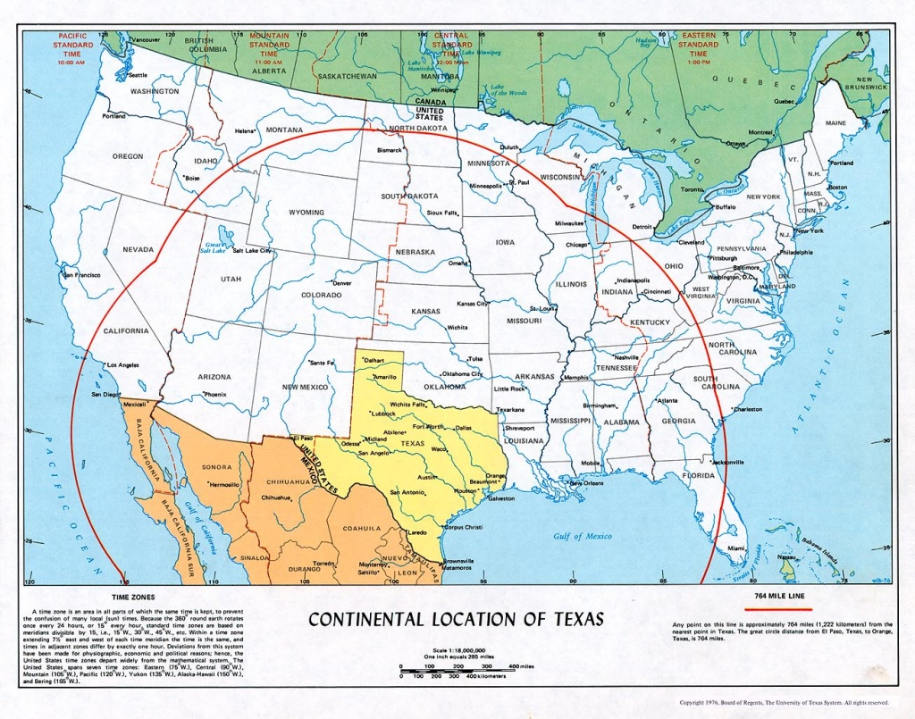 Atlas Of Texas - Perry-Castañeda Map Collection - Ut Library Online - Texas Atlas Map