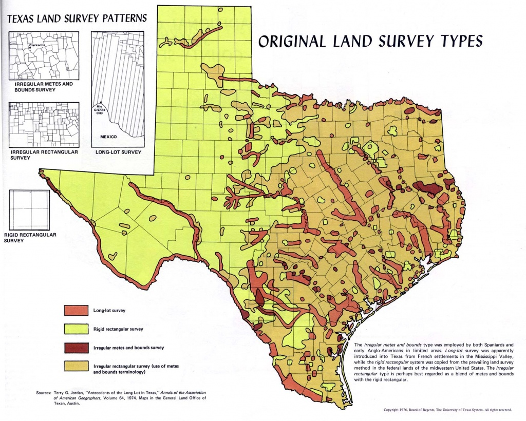 Atlas Of Texas - Perry-Castañeda Map Collection - Ut Library Online - Texas Survey Maps