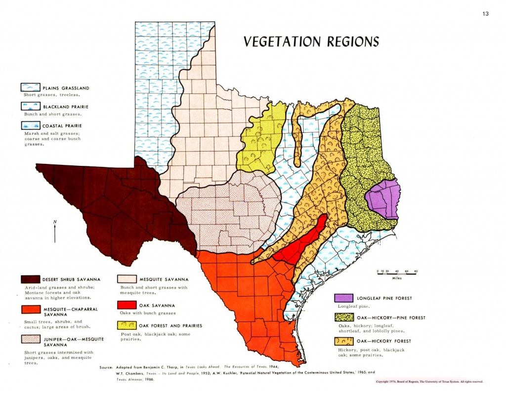 Atlas Of Texas - Perry-Castañeda Map Collection - Ut Library Online - Texas Wheat Production Map