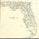 Atlas Of United States Trees: Volume 5. Florida. Trees. Map 174   Florida Pollen Map
