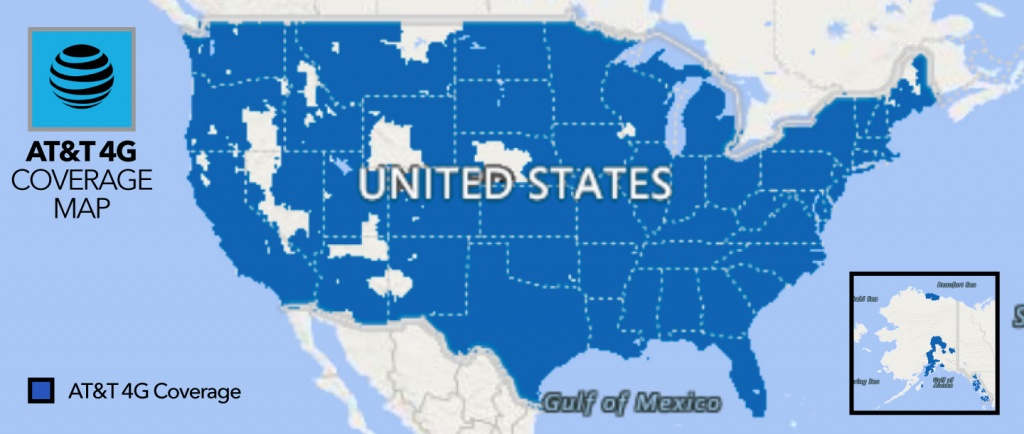 At&t Coverage Map, Extend Your Coverage For 3G, 4G & 5G | Surecall - At&t Coverage Map In California