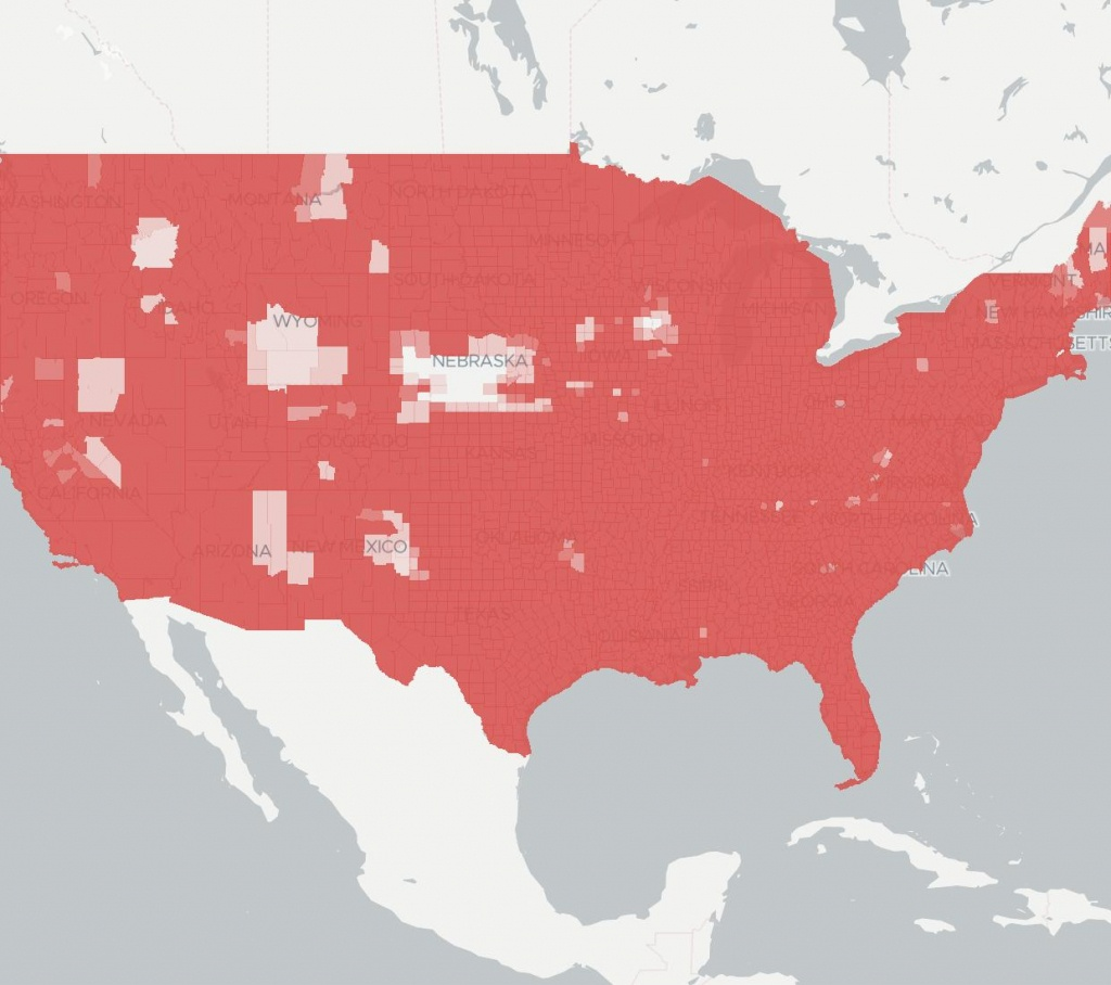 At&t Wireless | Internet Provider | Broadbandnow - At&t Coverage Map In California