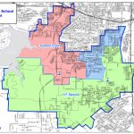 Attendance Zones / Home   Crowley Texas Map