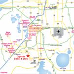 Attractions Map : Orlando Area Theme Park Map : Alcapones   Florida Attractions Map