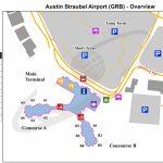 Austin Airport Terminal Map   Austin Airport Map Terminal (Texas   Usa)   Austin Texas Airport Terminal Map