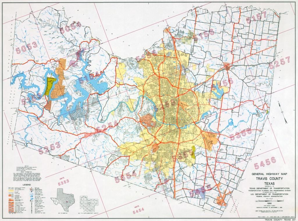 Austin, Texas Maps - Perry-Castañeda Map Collection - Ut Library Online - Austin Texas Google Maps