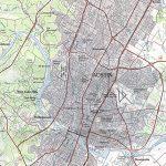 Austin, Texas Maps   Perry Castañeda Map Collection   Ut Library Online   Austin Texas Map