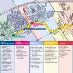 Avoid The Traffic - Las Vegas Monorail | Vegas Baby | Las Vegas - Printable Las Vegas Strip Map 2017