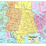 Awesome Us Map Of States Timezones Time Zone Map Usa Full Size - Printable Us Time Zone Map With Cities