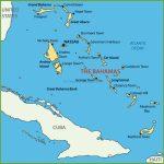 Bahama Islands Map   Map Of Florida And Freeport Bahamas