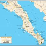 Baja California Sur   Maplets   Detailed Baja California Map