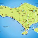 Bali Tourism Board | About Bali | Bali Map   Printable Map Of Bali