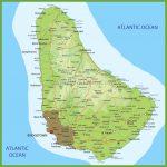 Barbados Maps | Maps Of Barbados   Printable Map Of Barbados