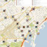 Barcelona Printable Tourist Map In 2019 | Barcelona | Barcelona   Barcelona Tourist Map Printable
