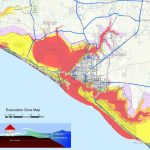 Bay County Issues Mandatory Evacuation Orders For Zones A, B And C   Florida Evacuation Route Map