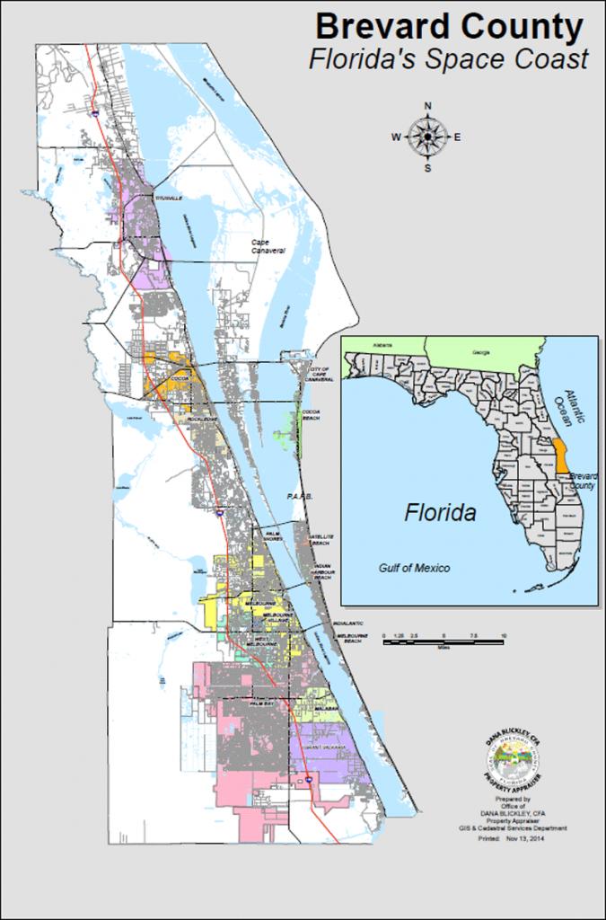 Bcpao - Maps & Data - Florida Parcel Maps