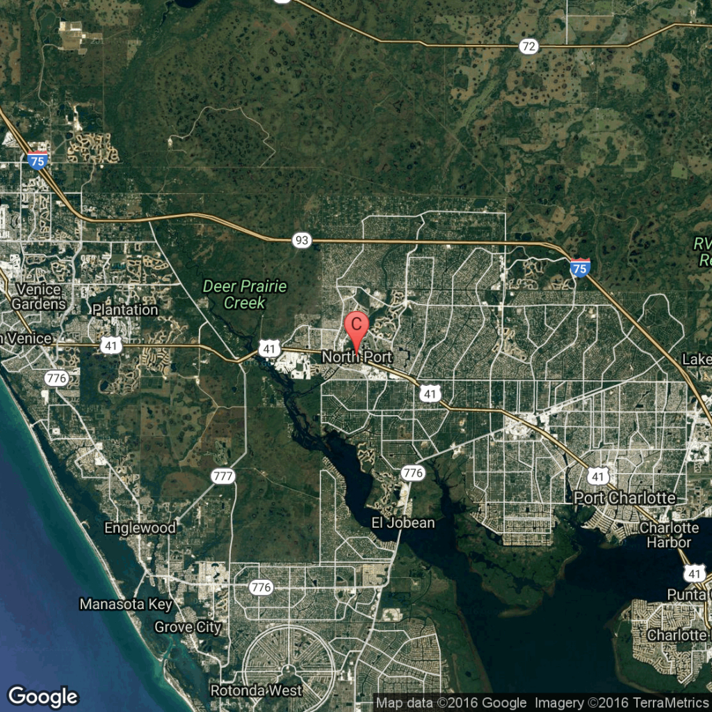 Beaches That Allow Dogs In North Port, Florida   Usa Today - Where Is Northport Florida On The Map