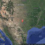 Beaches To Visit In Texas | Usa Today   Texas Beaches Map