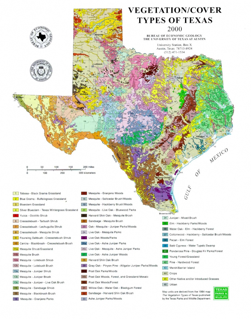 Beg: Maps Of Texas - Texas Geological Survey Maps