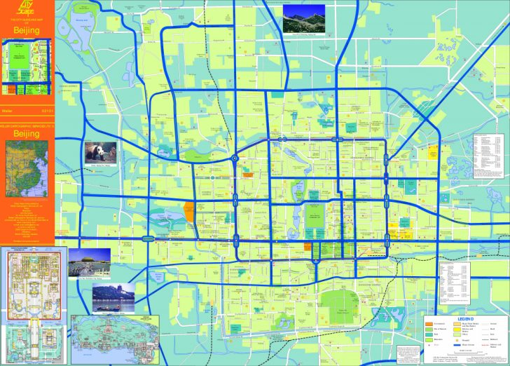 Printable Children\'s Map Of London