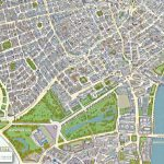 Best Aerial Maps 3 Printable Tourist Map Of London 13 Update At Best - Printable Aerial Maps