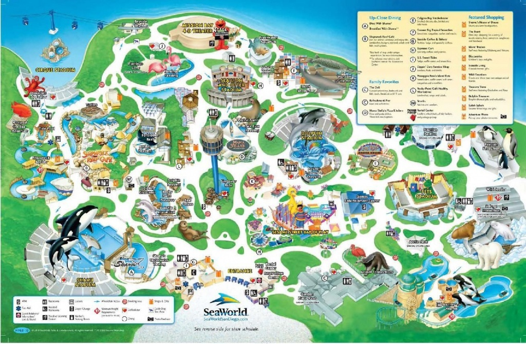Best Of Seaworld San Antonio Parking Map The Giant Maps And Sea - Printable Map Of Seaworld San Antonio