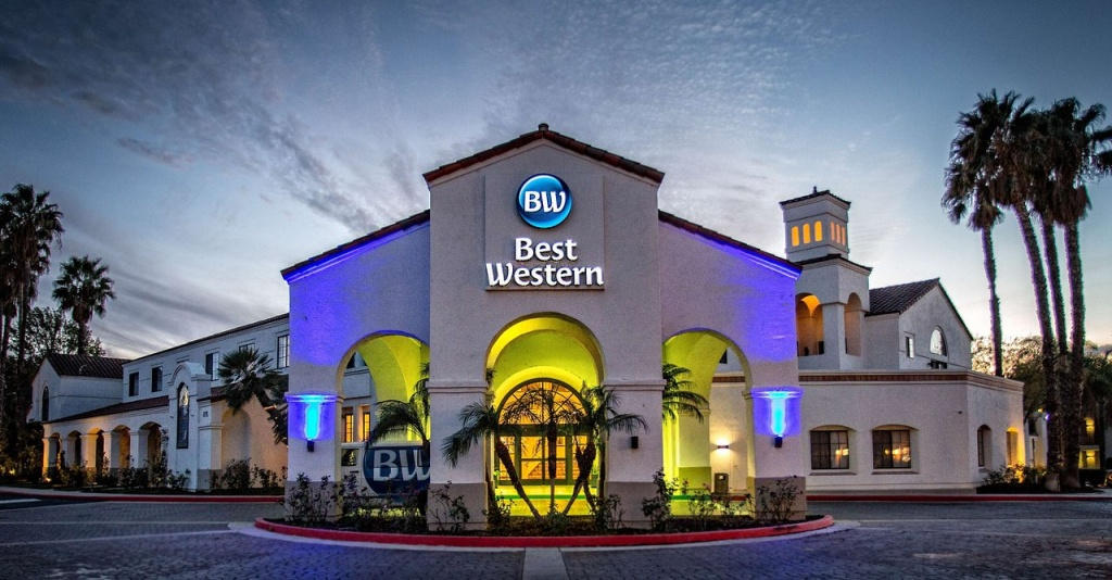 Best Western Posada Royale Hotel & Suites $134 ($̶1̶8̶6̶) - Updated - Map Of Best Western Hotels In California