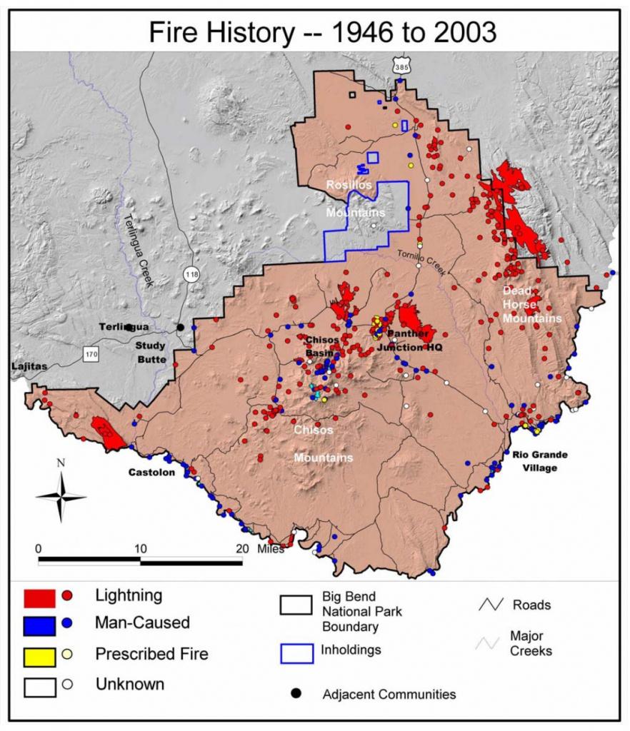 Big Bend Maps | Npmaps - Just Free Maps, Period. - Big Bend National Park Map Texas