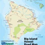 Big Island Of Hawaii Maps   Printable Driving Map Of Kauai