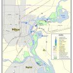 Blackwater River | Northwest Florida Water Management District   Coldwater Creek Florida Map