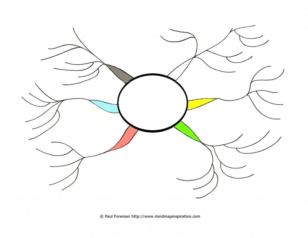 Blank Creative Mind Map - Google Search …   X   Mind … - Free Printable Mind Maps
