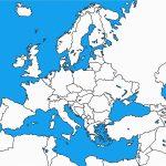 Blank Map Eastern United States Europe Madriver Maps Of Western 7   Western United States Map Printable