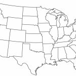 Blank Printable Map Of The Us Clipart Best Clipart Best   Centers - Blank Us Map Printable Pdf