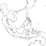 Blank Southeast Asia Map | Sitedesignco   Printable Blank Map Of Southeast Asia