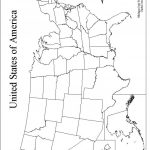Blank Us Map Pdf Large Printable United States Maps Outline North - Blank Us Map Printable Pdf