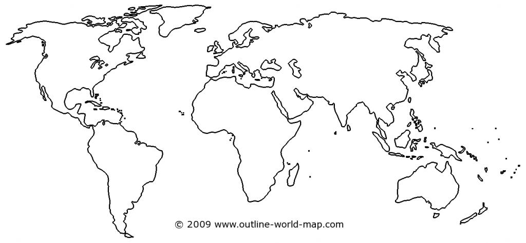 Blank World Maps ~ Afp Cv - World Map Template Printable
