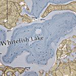 Blueprint Maps – Beautiful Maps Of Minnesota Lakes   Printable Lake Minnetonka Map