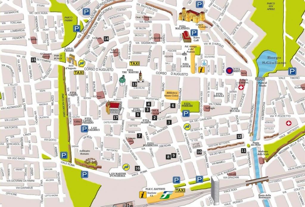 Bologna Center Map   Bologna, Italy   Map, Bologna, Italy - Bologna Tourist Map Printable
