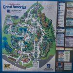 Boomerang Bay Great America Map | Ikwileenprentenboek   California's Great America Map