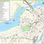 Boston Tourist Attractions Map   Printable Map Of Boston Attractions