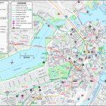 Boston Tourist Map   Boston Tourist Map Printable