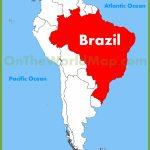 Brazil Maps | Maps Of Brazil   Free Printable Map Of Brazil