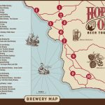 Brewery Map — Hop On Beer Tours   California Beer Map