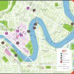 Brisbane Maps | Australia | Maps Of Brisbane   Brisbane Cbd Map Printable