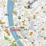 Budapest Attractions Map Pdf   Free Printable Tourist Map Budapest   Budapest Tourist Map Printable