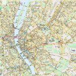 Budapest Maps   Top Tourist Attractions   Free, Printable City   Budapest Street Map Printable