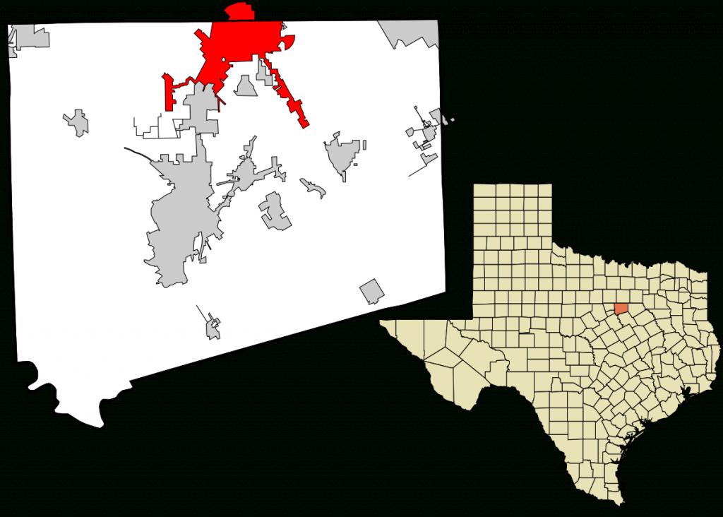 Burleson, Texas - Wikipedia - Crowley Texas Map